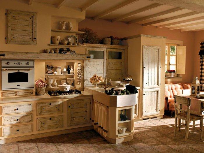 печь как главный элемент кухни