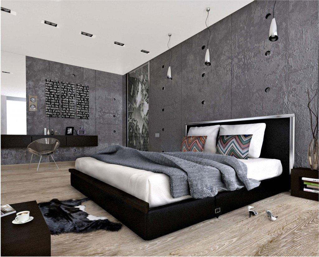 спальня в стиле лофт современный интерьер или способ выйти из