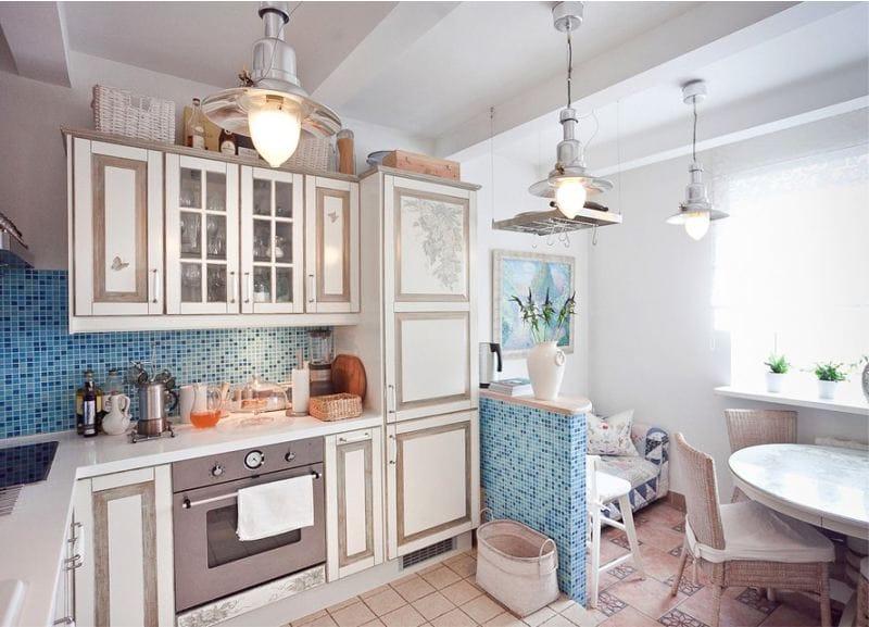 фото кухни в средиземноморском стиле