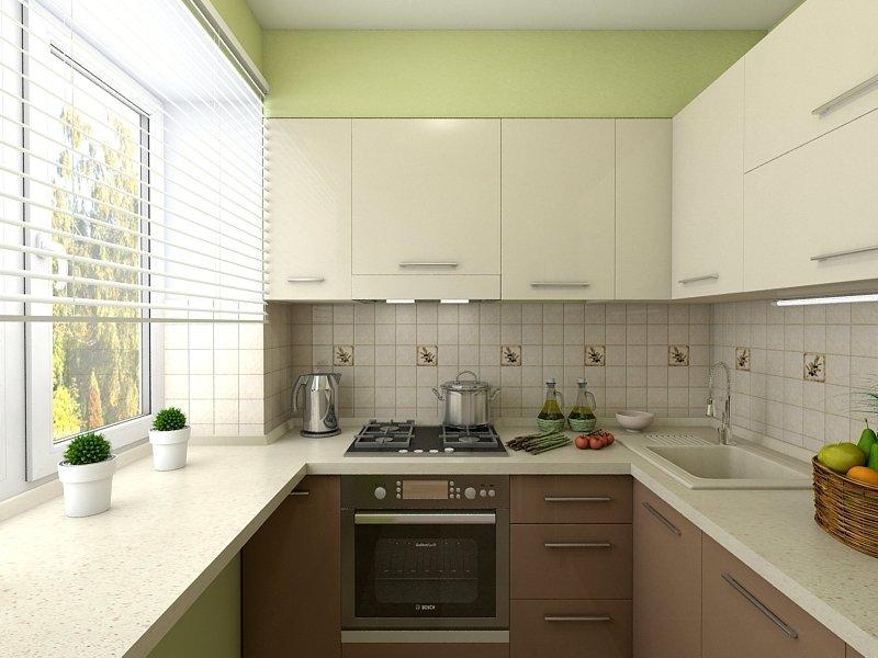 Маленькие кухни 45 квадратов дизайн хрущевка с стиральной машиной