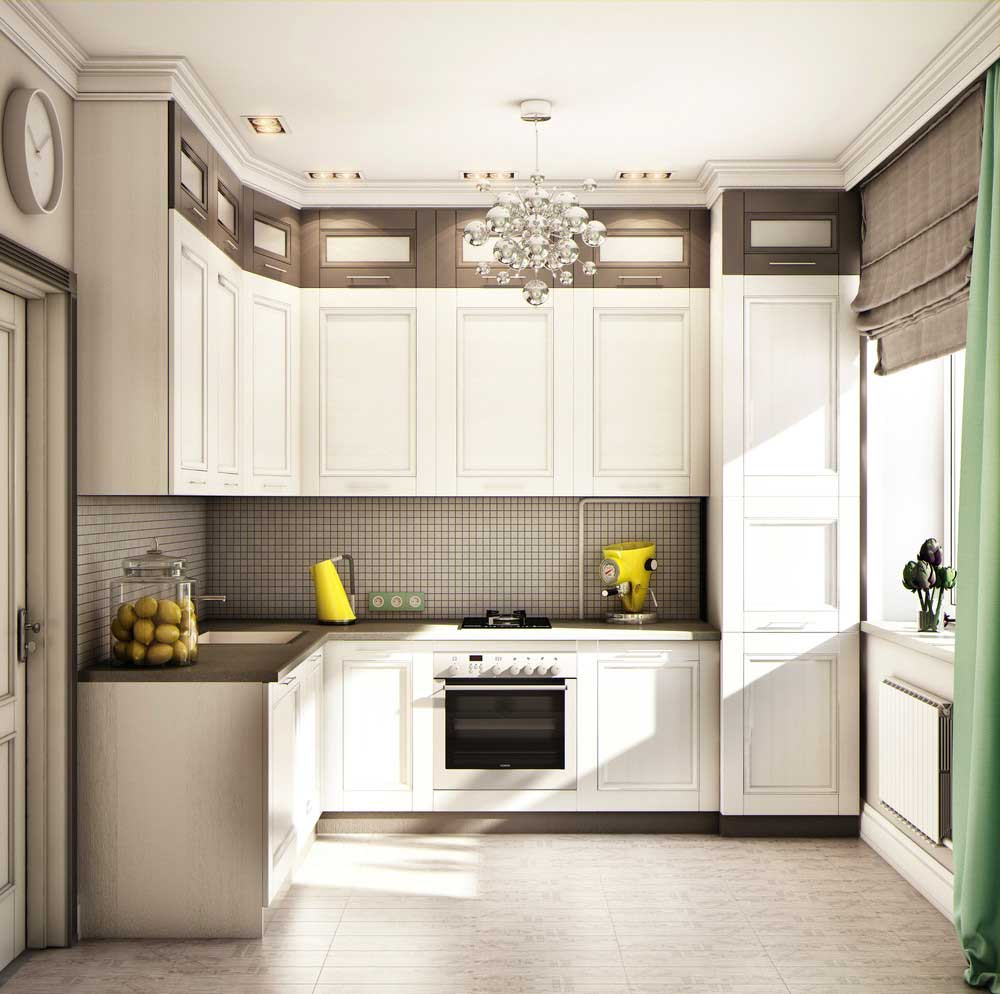 Дизайн кухни для 9 кв м новинки