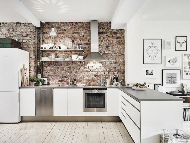 дизайн кухни 13 квм создаем функциональный интерьер на маленькой