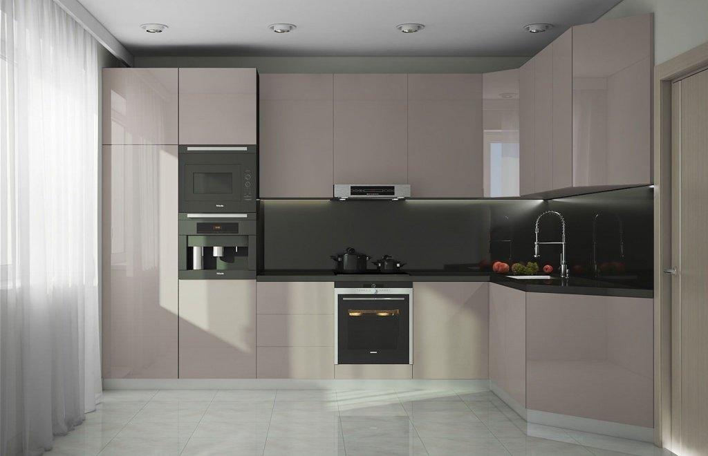 дизайн угловой кухни 10 советов и 37 фото удачных интерьеров