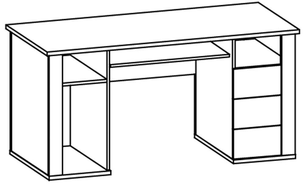 внутрішнє наповнення письмового столу 3Д1Ш Гресс фабрики Меблі-Сервіс.jpg